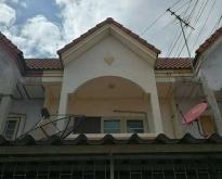 ขายทาวน์เฮาส์ หมู่บ้านหรรษา ( อ้อมน้อย)  2 ชั้น โทร 0864540423