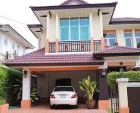 ขายบ้าน หมู่บ้านมณีรินทร์ ถ.345 ราคา 8.9 ล้าน 3 ห้อง 3ห้องน้ำ