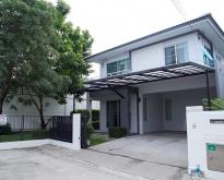 โครงการของแลนด์แอนด์เฮ้าส์ชื่อหมู่บ้านสีวลี บ้านเดี่ยว 2 ชั้น