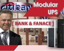 UPS for Bank & Finance
