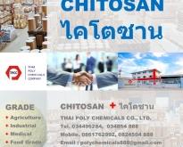 ไคโตซาน, Chitosan, ไคโตซานผง, Chitosan Powder, ผลิตไคโตซาน, จำหน่ายไคโตซาน