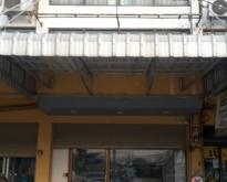 ขายด่วนอาคารพาณิชย์ ติดถนนสุขุมวิท ใกล้จัตุจักรชลบุรี