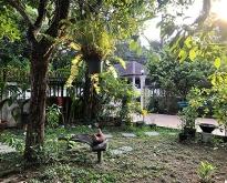 ขายบ้านเดี่ยวพร้อมอยู่ 2 ชั้น เนื้อที่ 100 ตรว. หมู่บ้านสวนพงษ์เพ็ชร
