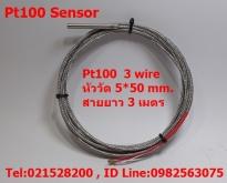 ขาย จำหน่าย RTD Pt100 Sensor Class A , Class B ราคาถูก