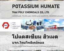 Humate, ฮิวเมต, Humic acid, ฮิวมิค, Potassium Humate, โปแตสเซียมฮิวเมต