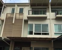 ขายทาวน์โฮม 3 ชั้น (แลนด์แอนด์เฮ้าส์)โครงการบ้านใหม่ พระราม2-พุทธบูชา