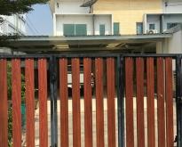 ขายบ้านเดอะคอนเนค10แบริ่ง ทาวน์โฮม2ชั้น ใกล้รถไฟฟ้าแบริ่ง