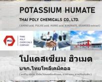 Potassium Humate, โปแตสเซียมฮิวเมต, โพแทสเซียมฮิวเมต, Humic acid, ฮิวมิคแอซ