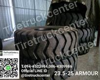 ยางรถตัก 23.5-25 ARMOUR  มีของพร้อมส่งจร้า ของใกล้หมดแล้วจร้า สนใจติดต่อ 09