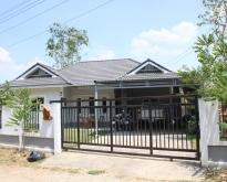 ขายบ้านเดียว 1 ชั้น เจ้าของขายเอง ในหมู่บ้านเมืองเหนือวิลล่า เมืองลำพูน