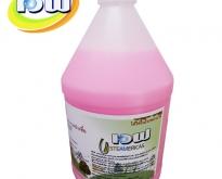 น้ำยาฆ่าเชื้อดับกลิ่น สีชมพู /3.8 ลิตร