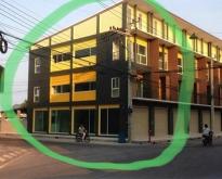 ขายอาคารพาณิชย์ 4 ชั้น 2คูหา 10 ห้องนอน ถนนสละชีพซอย5 ประจวบคีรีขันธ์
