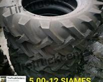ยางรถไถ 5.00-12 SIAMES มีของ  ราคาถูกสุดๆ  รับปะกันคุณภาพ  สนใจติดต่อสอบถาม