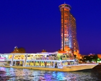 รับจองเรือดินเนอร์ เรือล่องแม่น้ำเจ้าพระยา เรือริเวอร์สตาร์ ปริ๊นเซส ราคาพิ