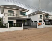 บ้านเดี่ยว 2 ชั้น โครงการบ้านจัดสรรดาราสิริ 4 นอน 3 น้ำ จอดรถได้ 2 คัน