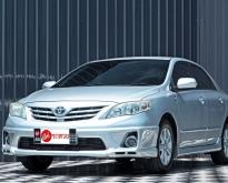 Toyota Altis 1.6G ปี2013 สีเทา เกียร์ออโต้