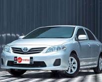 Toyota Altis 1.6 J MNC ปี2012 สีเทา เกียร์ออโต้
