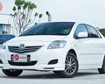 Toyota Vios 1.5 E ปี2012 สีขาว เกียร์ออโต้