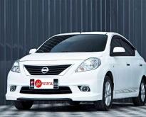 Nissan Almera 1.2 VL ปี2013 สีขาว เกียร์ออโต้