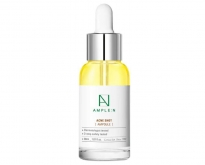 Ample N Acne Shot Ampoule by Coreana 30 ml. เซรั่มปราบสิว