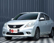 Nissan Almera 1.2 VL ปี2012 สีเทา เกียร์ออโต้