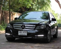 Mercedes-Benz C200 ปี 2012