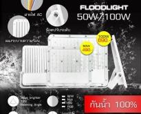 สปอตไลท์ LED กันน้ำ 100%