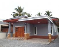บ้านเดี่ยว บ้าน ชมนภัส 50 ตรว. 2 ห้องนอน 2 ห้องน้ำ ติดถนนใหญ่ เกาะสมุย
