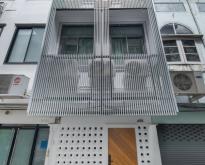 (ให้เช่า) อาคารพาณิชย์ 3 ชั้น (ซ.สุขุมวิท 36-38) ตกแต่งใหม่ทั้งหลัง ทำเลดี