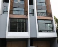ทาวน์โฮมหรู 3.5 ชั้น โครงการ Arden พัฒนาการ 20